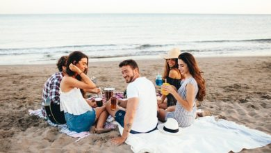 Photo of Sea shore Party: Fun In The Sun, Even If Beaches, You Have None